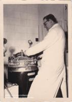 Joris van Gheluwe in zijn rol als productontwikkelaar